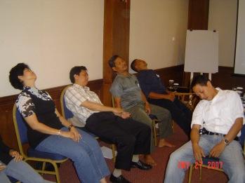 Training Hypnosis di Swiss Bel Hotel